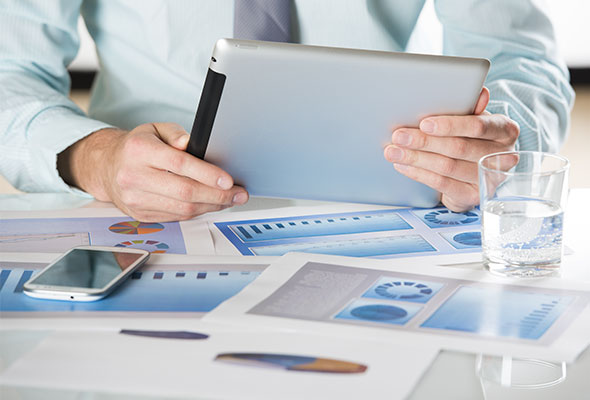 Tax Advisory technology pad